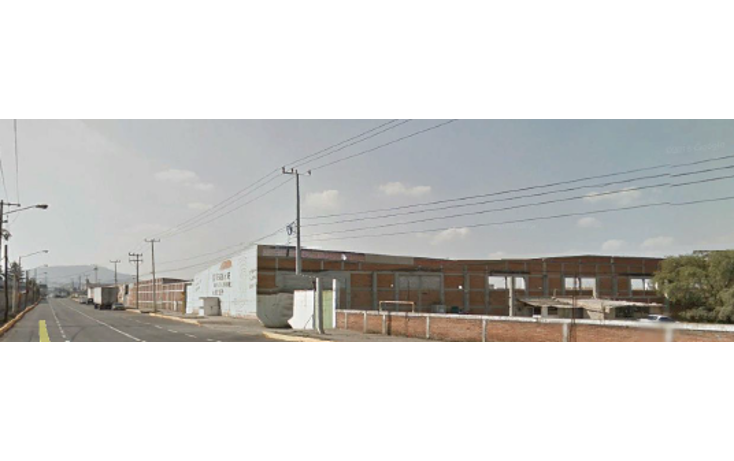 Foto de nave industrial en venta en  , santa maría zozoquilpan, toluca, méxico, 1453433 No. 02