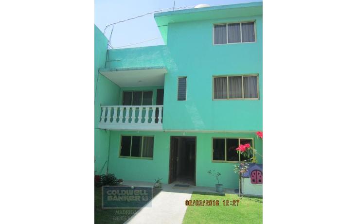 Foto de casa en venta en santa martha , santa maria del monte, iztapalapa, distrito federal, 2021255 No. 01