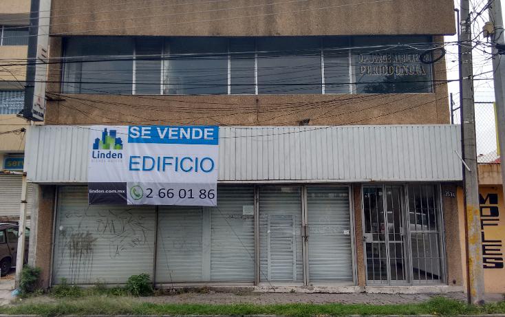 Foto de edificio en venta en  , santa mónica, puebla, puebla, 1355239 No. 01