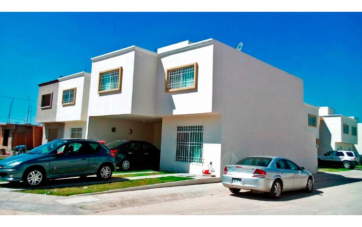 Foto de casa en venta en  , santa mónica, san luis potosí, san luis potosí, 1188703 No. 01