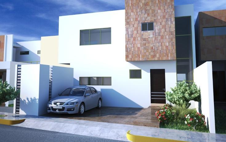 Foto de casa en venta en  , santa rita cholul, mérida, yucatán, 1063027 No. 01