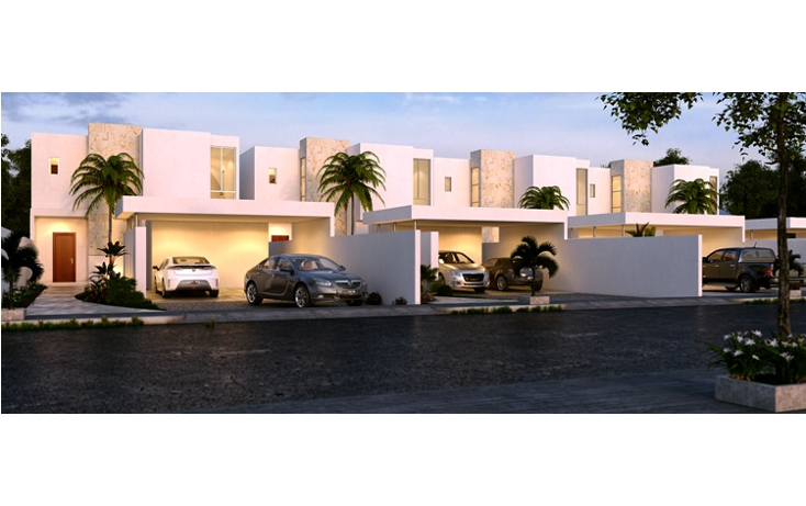 Foto de casa en venta en  , santa rita cholul, mérida, yucatán, 1068893 No. 01