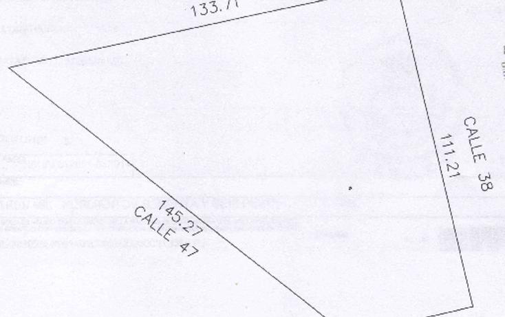Foto de terreno habitacional en venta en  , santa rita cholul, m?rida, yucat?n, 1120325 No. 01