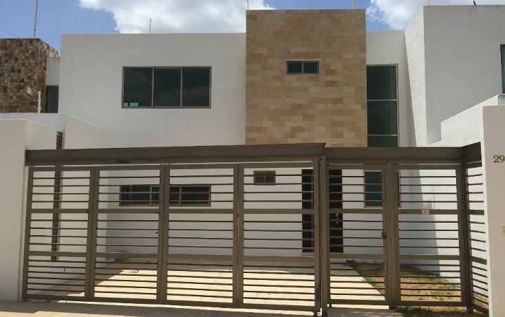Foto de casa en venta en  , santa rita cholul, m?rida, yucat?n, 1271701 No. 01