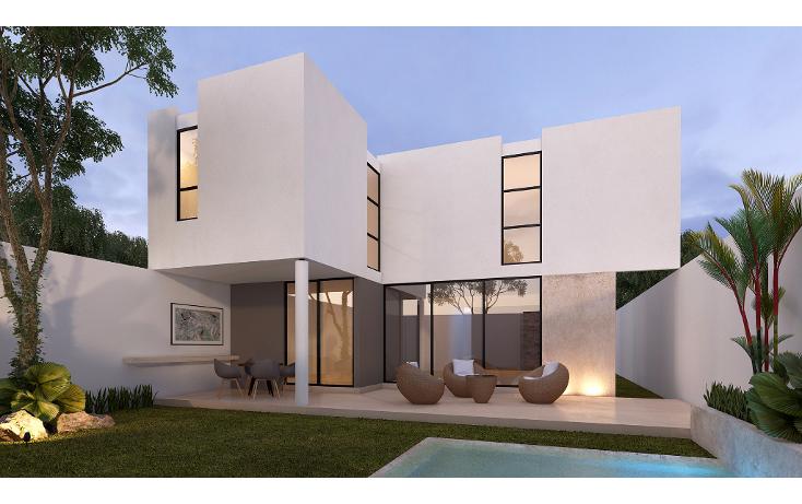 Foto de casa en venta en  , santa rita cholul, mérida, yucatán, 1288973 No. 02