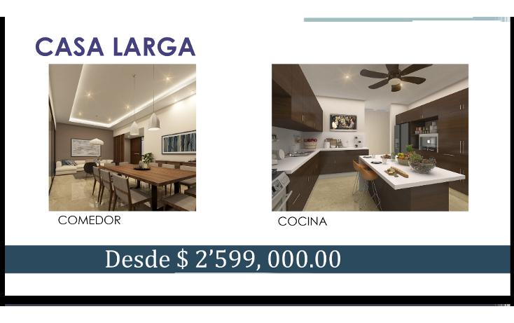 Foto de casa en venta en  , santa rita cholul, mérida, yucatán, 1489845 No. 03