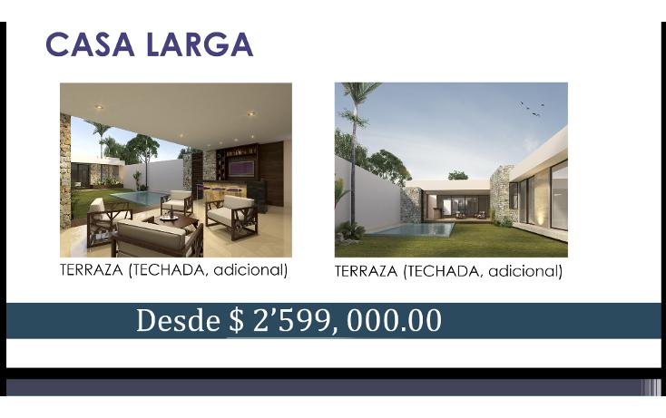 Foto de casa en venta en  , santa rita cholul, mérida, yucatán, 1489845 No. 04