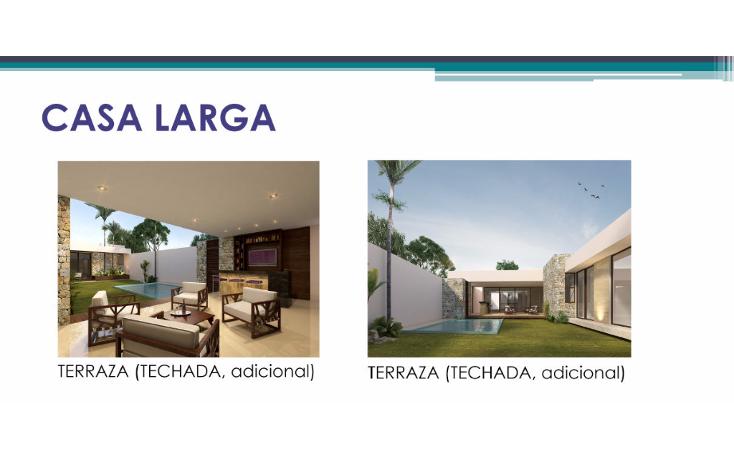 Foto de casa en venta en  , santa rita cholul, mérida, yucatán, 1489919 No. 03