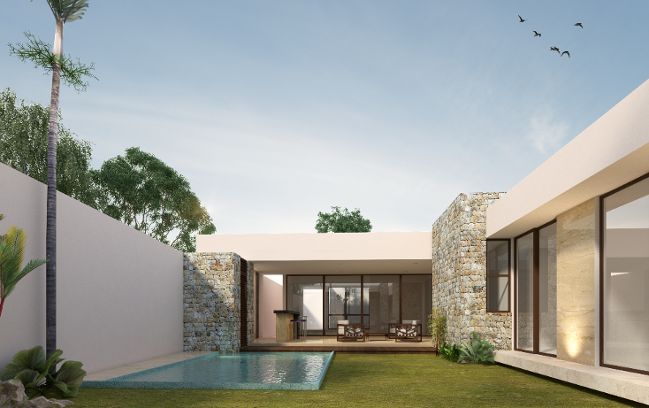 Foto de casa en venta en  , santa rita cholul, m?rida, yucat?n, 1549054 No. 06