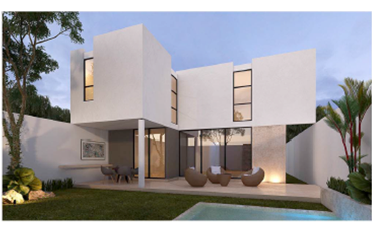 Foto de casa en venta en  , santa rita cholul, mérida, yucatán, 1616498 No. 02