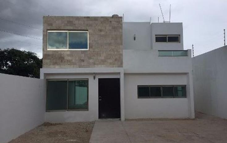 Foto de casa en venta en  , santa rita cholul, mérida, yucatán, 1617626 No. 01
