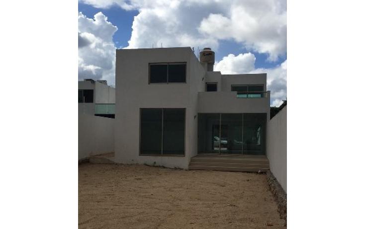 Foto de casa en venta en  , santa rita cholul, mérida, yucatán, 1617626 No. 02
