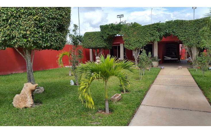 Foto de casa en venta en  , santa rita cholul, mérida, yucatán, 1637814 No. 01