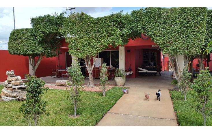 Foto de casa en venta en  , santa rita cholul, mérida, yucatán, 1637814 No. 02