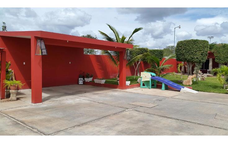 Foto de casa en venta en  , santa rita cholul, mérida, yucatán, 1637814 No. 04