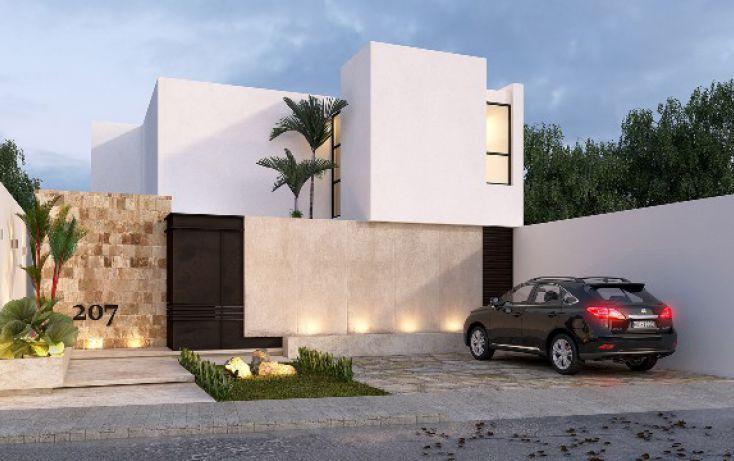 Foto de casa en venta en, santa rita cholul, mérida, yucatán, 1810784 no 01