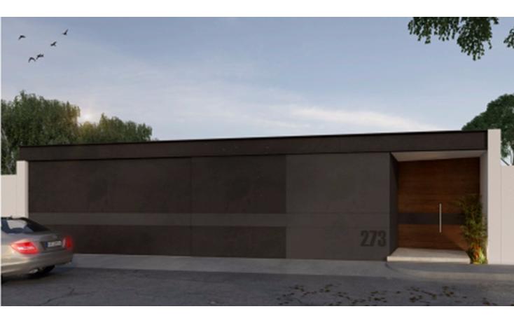 Foto de casa en venta en  , santa rita cholul, mérida, yucatán, 1812722 No. 01