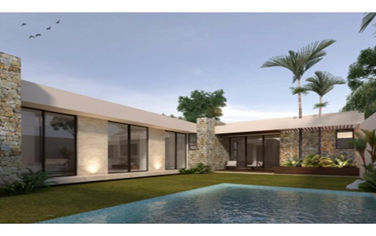 Foto de casa en venta en  , santa rita cholul, mérida, yucatán, 1812722 No. 05