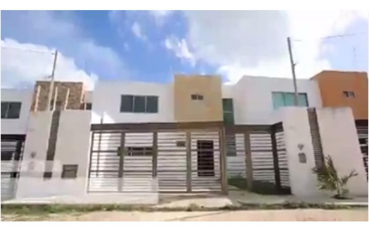 Foto de casa en venta en  , santa rita cholul, mérida, yucatán, 1834986 No. 01