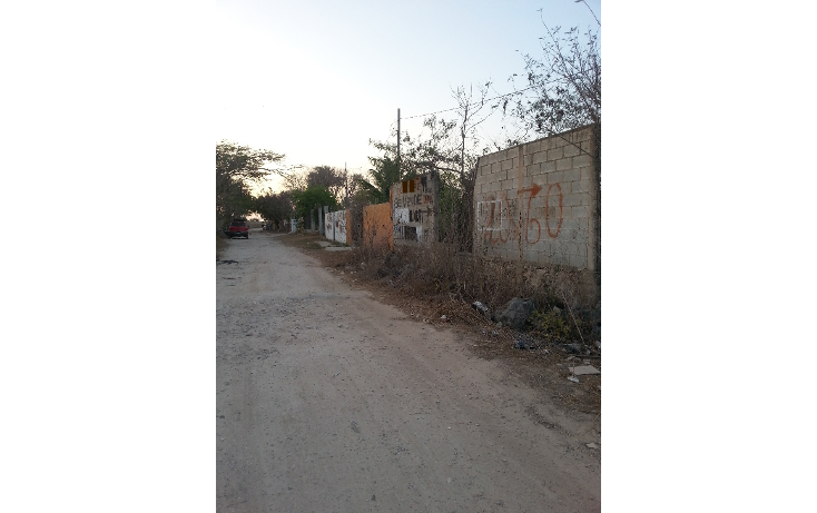 Foto de terreno habitacional en venta en  , santa rita cholul, m?rida, yucat?n, 2039572 No. 02
