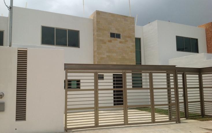 Foto de casa en venta en  , santa rita cholul, m?rida, yucat?n, 538936 No. 01