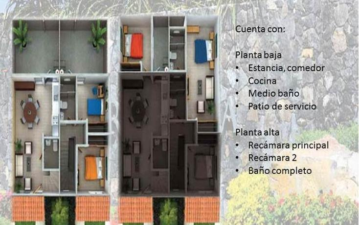 Foto de casa en venta en  , santa rosa 30 centro, tlaltizapán de zapata, morelos, 1680340 No. 02