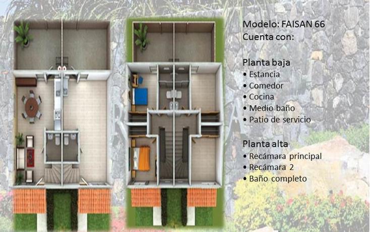Foto de casa en venta en  , santa rosa 30 centro, tlaltizapán de zapata, morelos, 1680364 No. 02