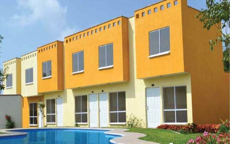 Foto de casa en venta en  , santa rosa 30 centro, tlaltizapán de zapata, morelos, 1684439 No. 01