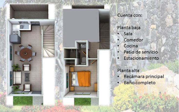Foto de casa en venta en  , santa rosa 30 centro, tlaltizapán de zapata, morelos, 1684439 No. 02