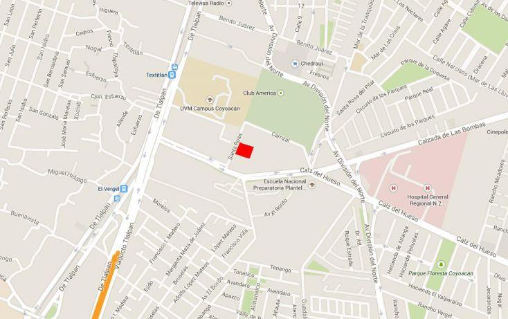 Foto de terreno habitacional en venta en santa rosa 40, exejido de santa ursula coapa, coyoacán, df, 1716454 no 01