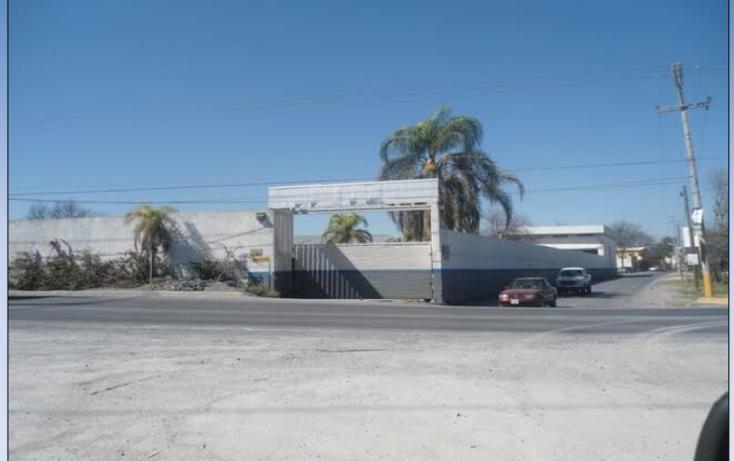 Foto de nave industrial en venta en  , santa rosa, apodaca, nuevo león, 1631378 No. 03