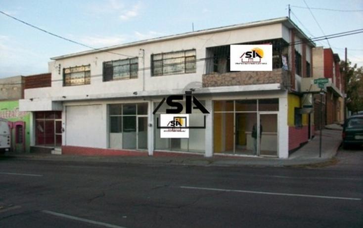 Foto de edificio en venta en  , santa rosa, chihuahua, chihuahua, 1057029 No. 01
