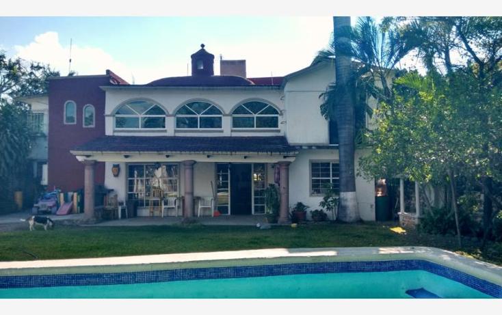 Foto de casa en venta en  , santa rosa, cuautla, morelos, 2036128 No. 01