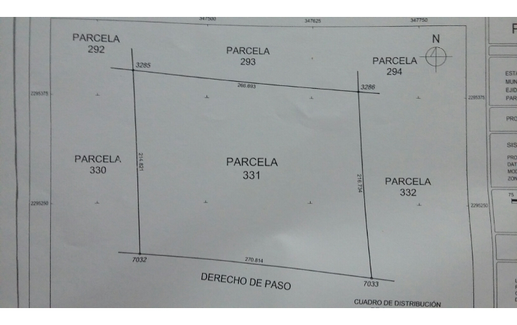 Foto de terreno industrial en venta en  , santa rosa de jauregui, querétaro, querétaro, 1228539 No. 03