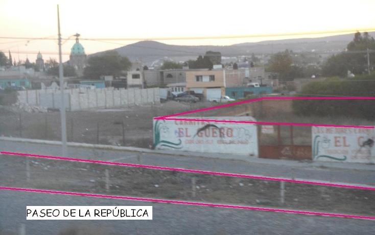 Foto de terreno comercial en venta en  , santa rosa de jauregui, querétaro, querétaro, 1297787 No. 02