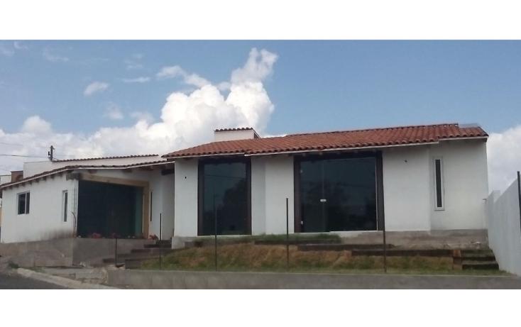 Foto de casa en venta en  , santa rosa de jauregui, quer?taro, quer?taro, 1345195 No. 01