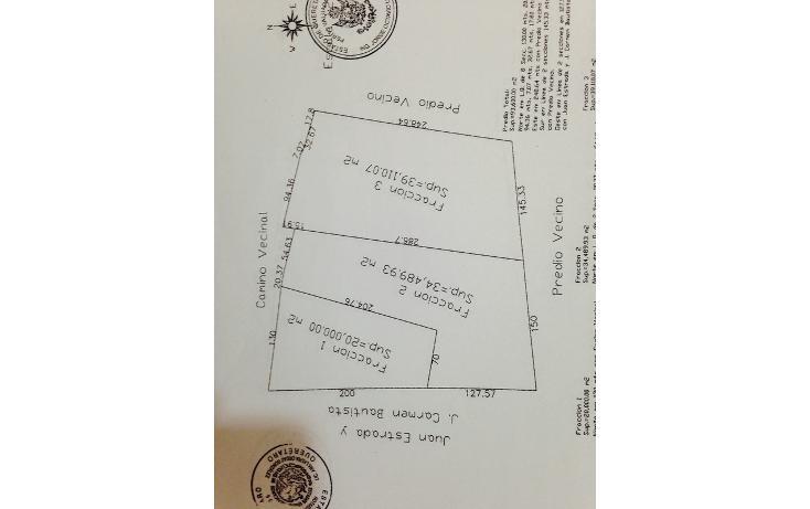 Foto de terreno habitacional en venta en  , santa rosa de jauregui, querétaro, querétaro, 1382151 No. 02