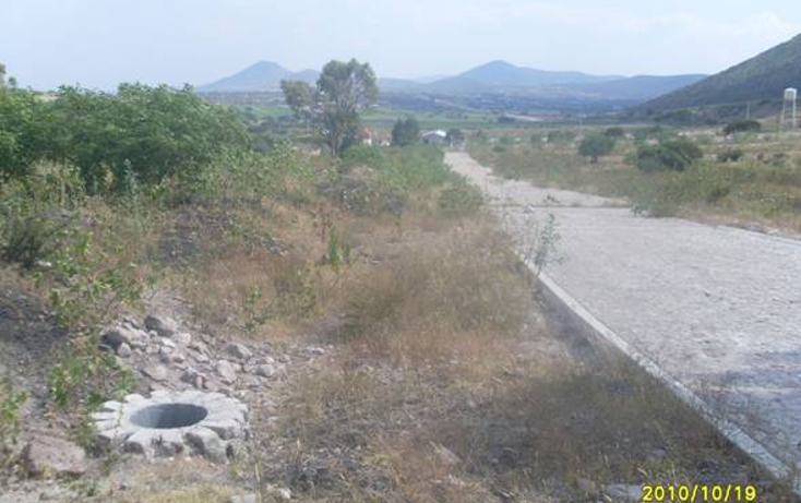 Foto de terreno habitacional en venta en  , santa rosa de jauregui, querétaro, querétaro, 1484827 No. 05