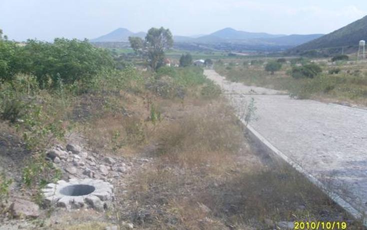 Foto de terreno habitacional en venta en  , santa rosa de jauregui, querétaro, querétaro, 1484827 No. 06