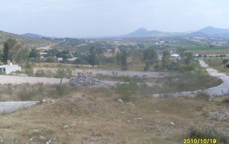 Foto de terreno habitacional en venta en  , santa rosa de jauregui, querétaro, querétaro, 1484827 No. 09