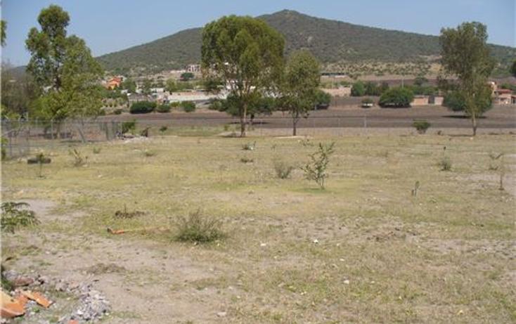 Foto de terreno habitacional en venta en  , santa rosa de jauregui, querétaro, querétaro, 1646602 No. 02