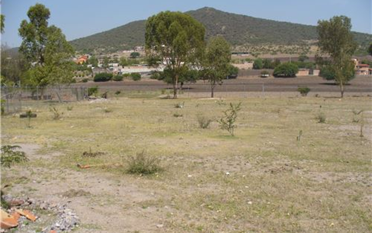 Foto de terreno habitacional en venta en  , santa rosa de jauregui, querétaro, querétaro, 1646602 No. 03