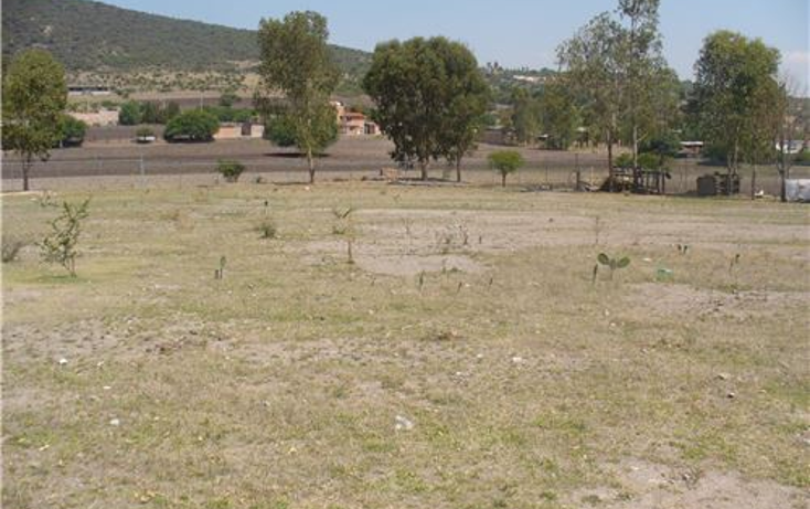 Foto de terreno habitacional en venta en  , santa rosa de jauregui, querétaro, querétaro, 1646602 No. 04
