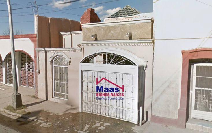 Foto de casa en venta en, santa rosa, jiménez, chihuahua, 1668068 no 01
