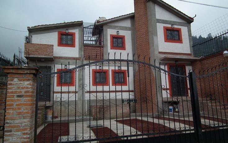 Foto de casa en renta en  , santa rosa xochiac, álvaro obregón, distrito federal, 1532914 No. 01