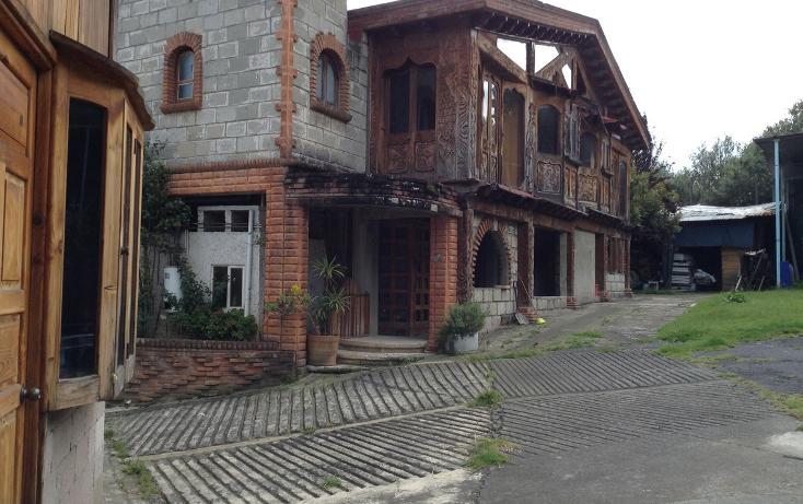 Foto de terreno habitacional en venta en  , santa rosa xochiac, álvaro obregón, distrito federal, 1974223 No. 01