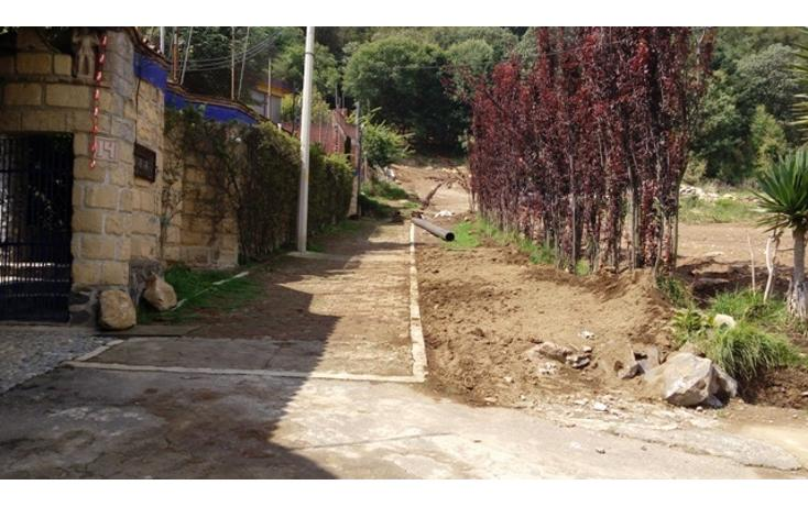 Foto de terreno habitacional en venta en  , santa rosa xochiac, álvaro obregón, distrito federal, 786293 No. 01