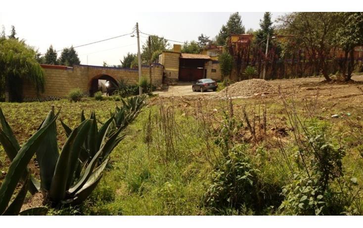 Foto de terreno habitacional en venta en  , santa rosa xochiac, álvaro obregón, distrito federal, 786293 No. 02
