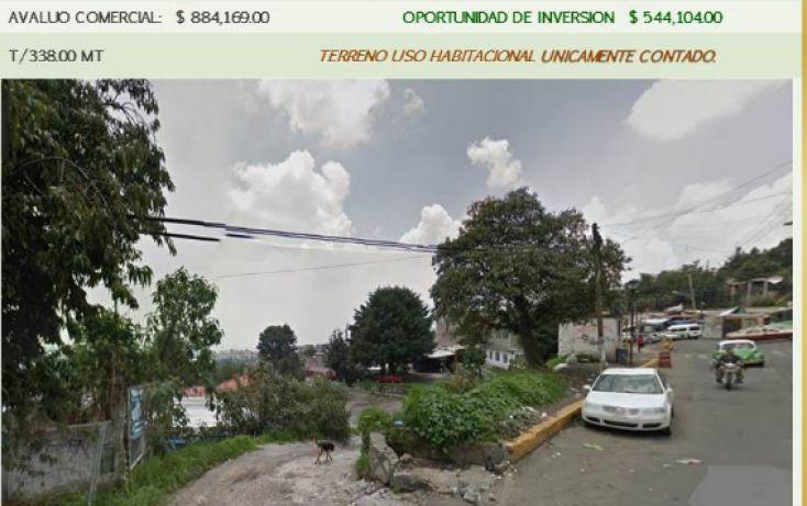 Foto de terreno habitacional en venta en, santa rosa xochiac, cuajimalpa de morelos, df, 1976892 no 01