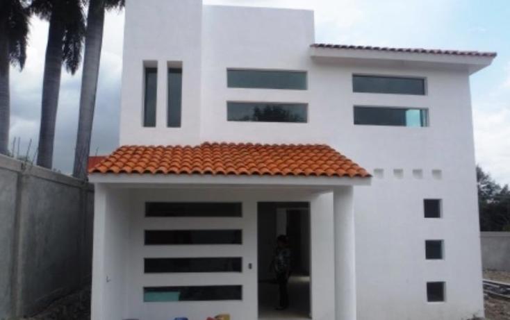 Foto de casa en venta en  , santa rosa, yautepec, morelos, 1540776 No. 01